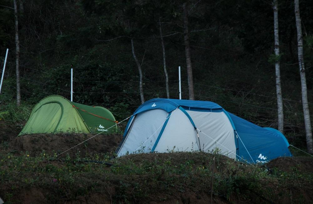 Wilderness Retreat Camp Marayoor