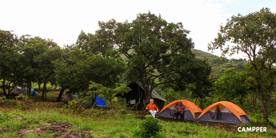 Backpackers Camp Kodaikanal