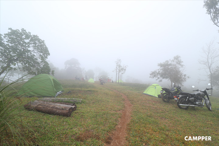 Cloudbed Camp at Ramakkalmedu