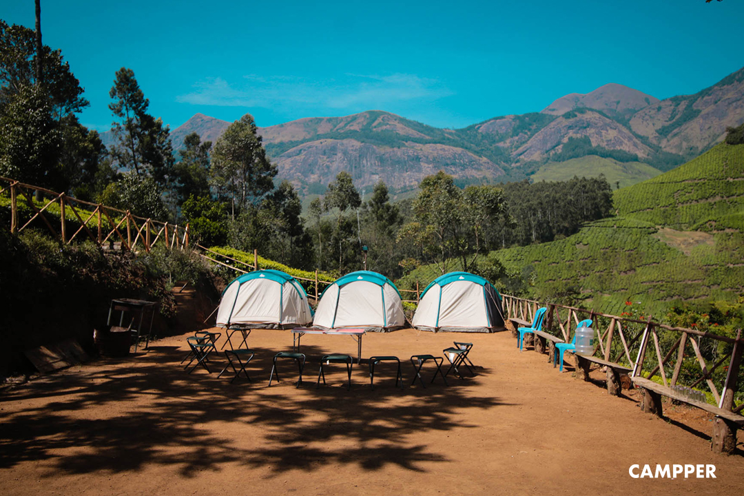 Meeshapuli Valley Camp