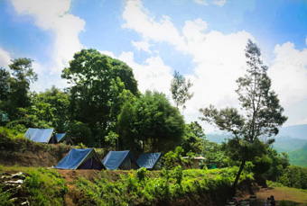 Camp Eden at Topstation Munnar