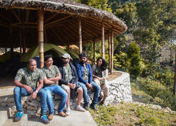 Campper - Trekking and Camping Experiences in Kerala Munnar