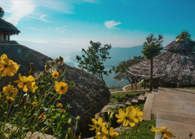 Hilltop Camp at Prakash City Idukki
